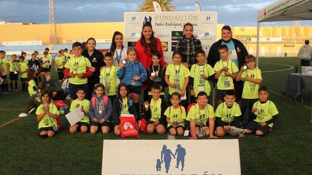 La Fundación Pedro Rodríguez vuelve a unir deporte y solidaridad por Navidad