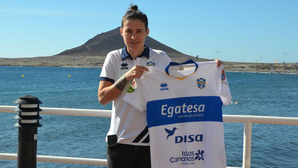 Así juega 'Tata' Matveeva, nueva jugadora de la UDG Tenerife