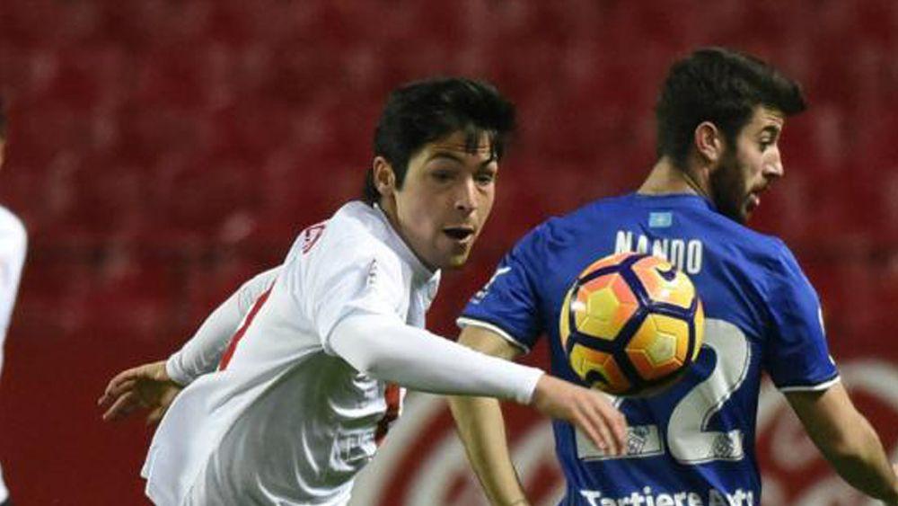 Borja Lasso ya es oficialmente jugador del CD Tenerife