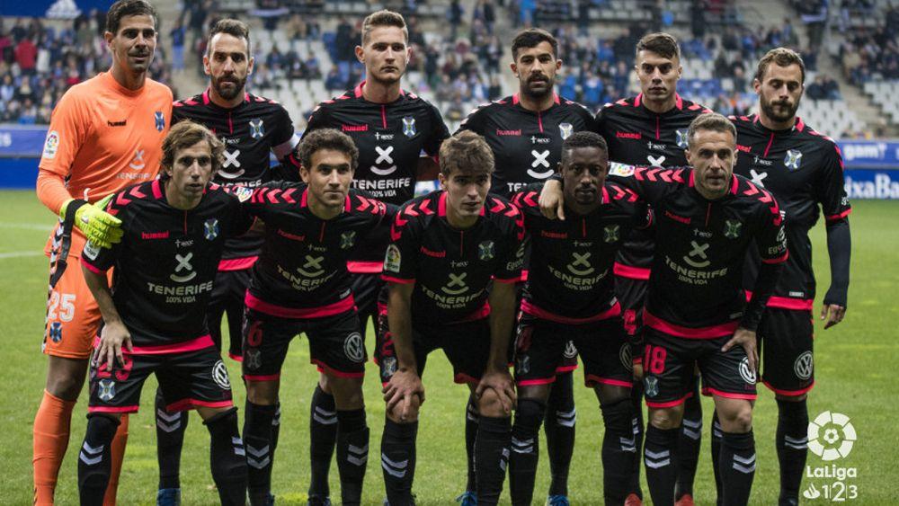 Las notas de los jugadores del CD Tenerife en Oviedo