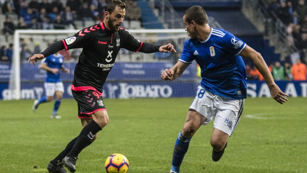 Elige el once titular del CD Tenerife ante el Nástic
