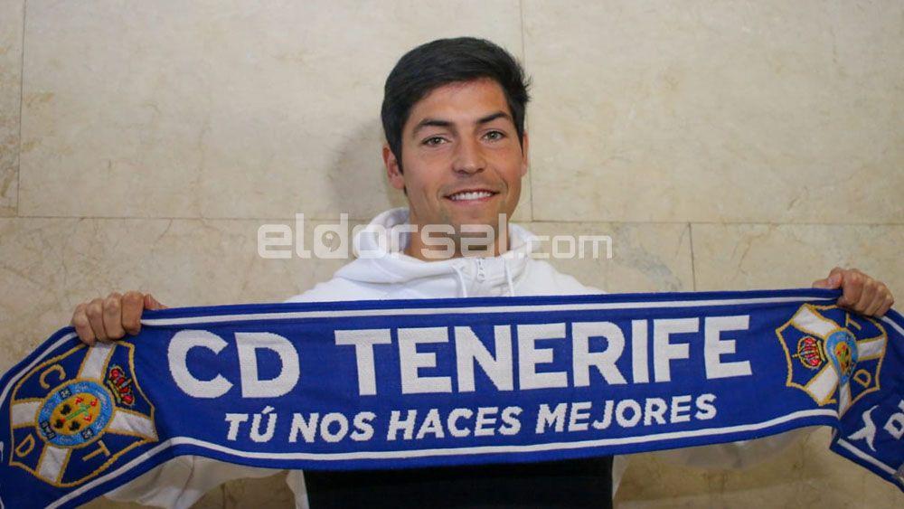 Borja Lasso llega a Tenerife