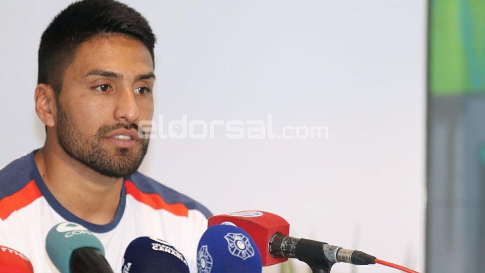 """Mauro dos Santos: """"Puedo aportar ganas, ilusión y experiencia al CD Tenerife"""""""
