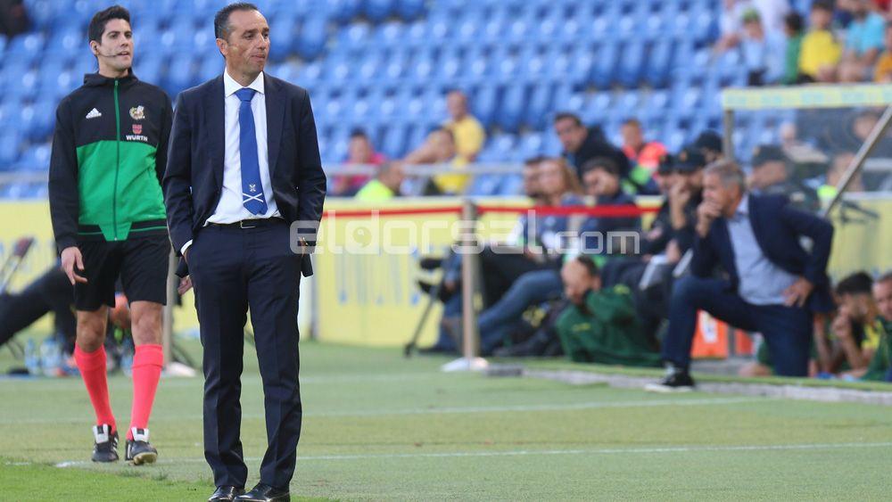 Dos fichajes, en el once titular del CD Tenerife ante el Nàstic