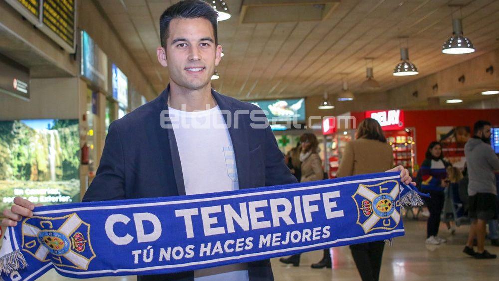 Así juega el último fichaje del CD Tenerife Isma López
