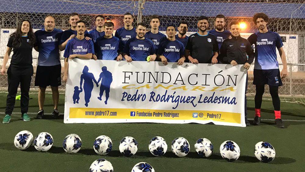La Fundación Pedro Rodríguez, con el deporte inclusivo