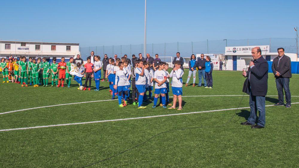 Más de 25.000 niños y niñas se ven beneficiados por el Punto de Oro en toda Canarias