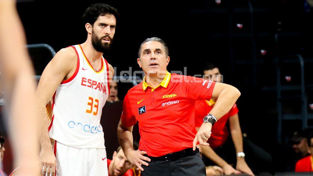 Beirán, Saiz y San Miguel repiten con la selección española en Tenerife