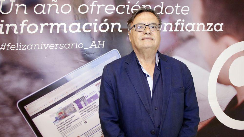"""Ramón Hernández: """"María José y Paola son referentes importantes"""""""