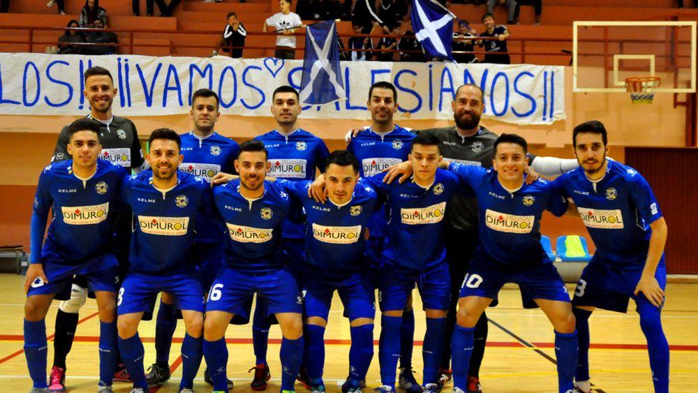 El CD Salesianos, con la moral alta ante el Rivas Futsal de Madrid