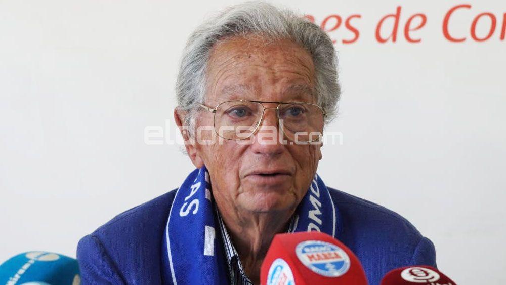 Juan Padrón presidente Federación Tinerfeña