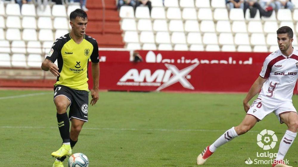Alex Bermejo CD Tenerife | LaLiga