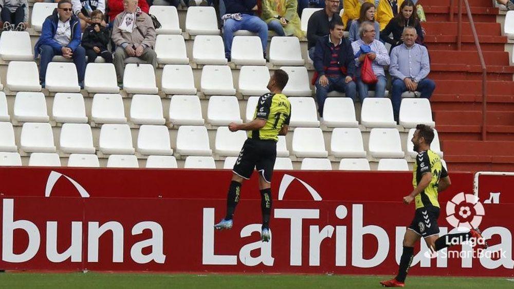 Gol Róbert Mazán CD Tenerife