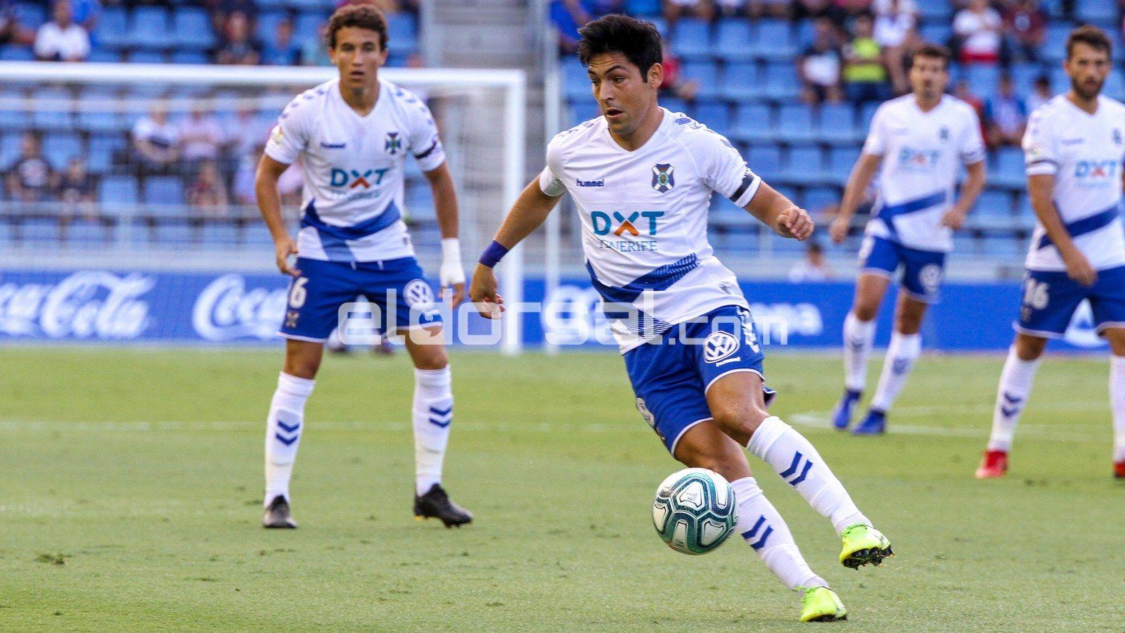 Borja Lasso CD TENERIFE - FUENLABRADA