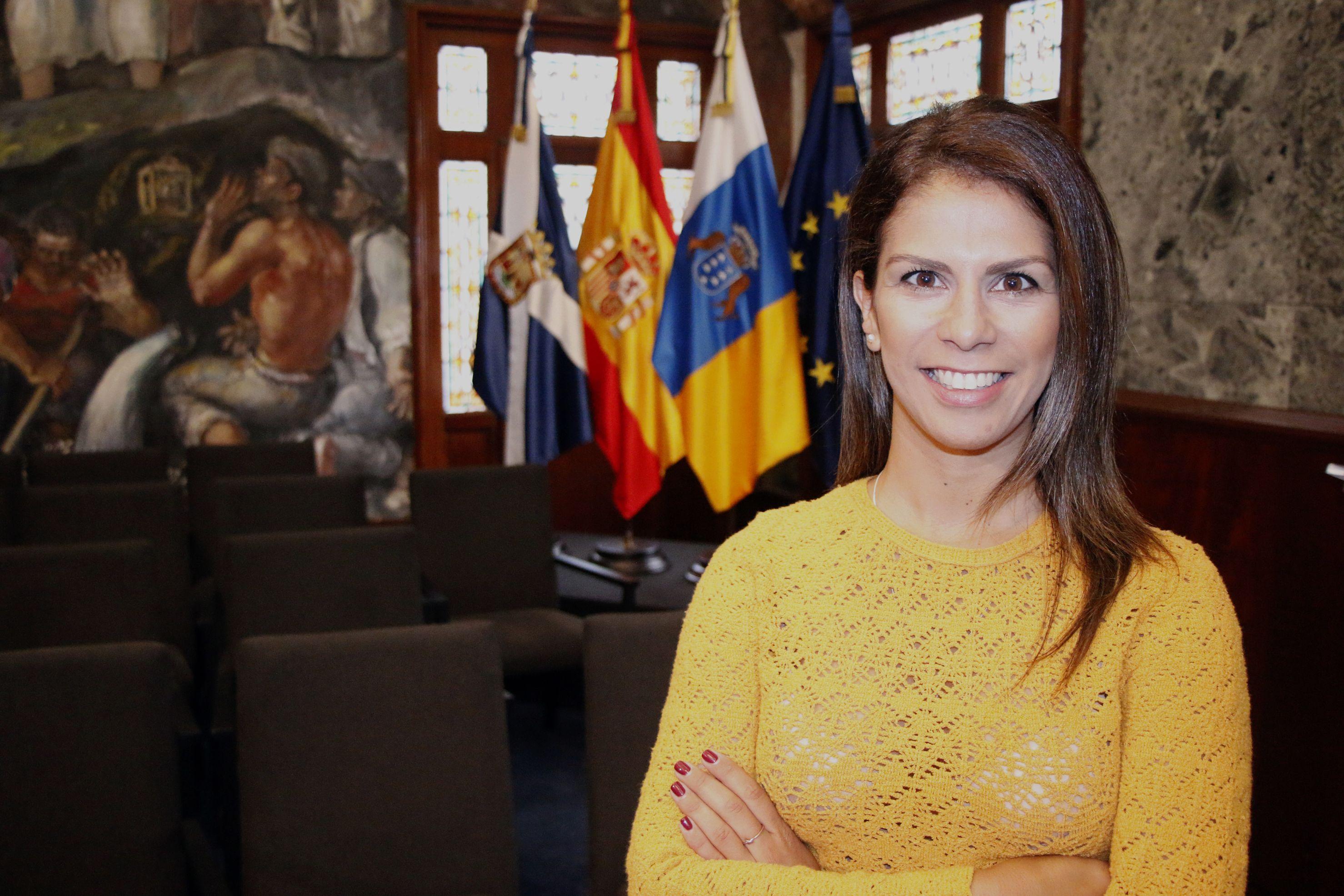 Laura Castro Cabildo de Tenerife