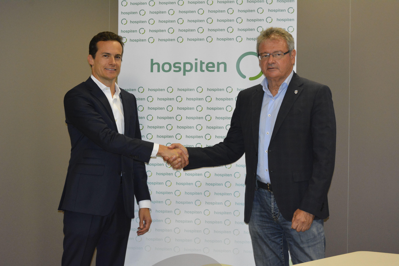 Hospiten renueva patrocinio UDG Tenerife