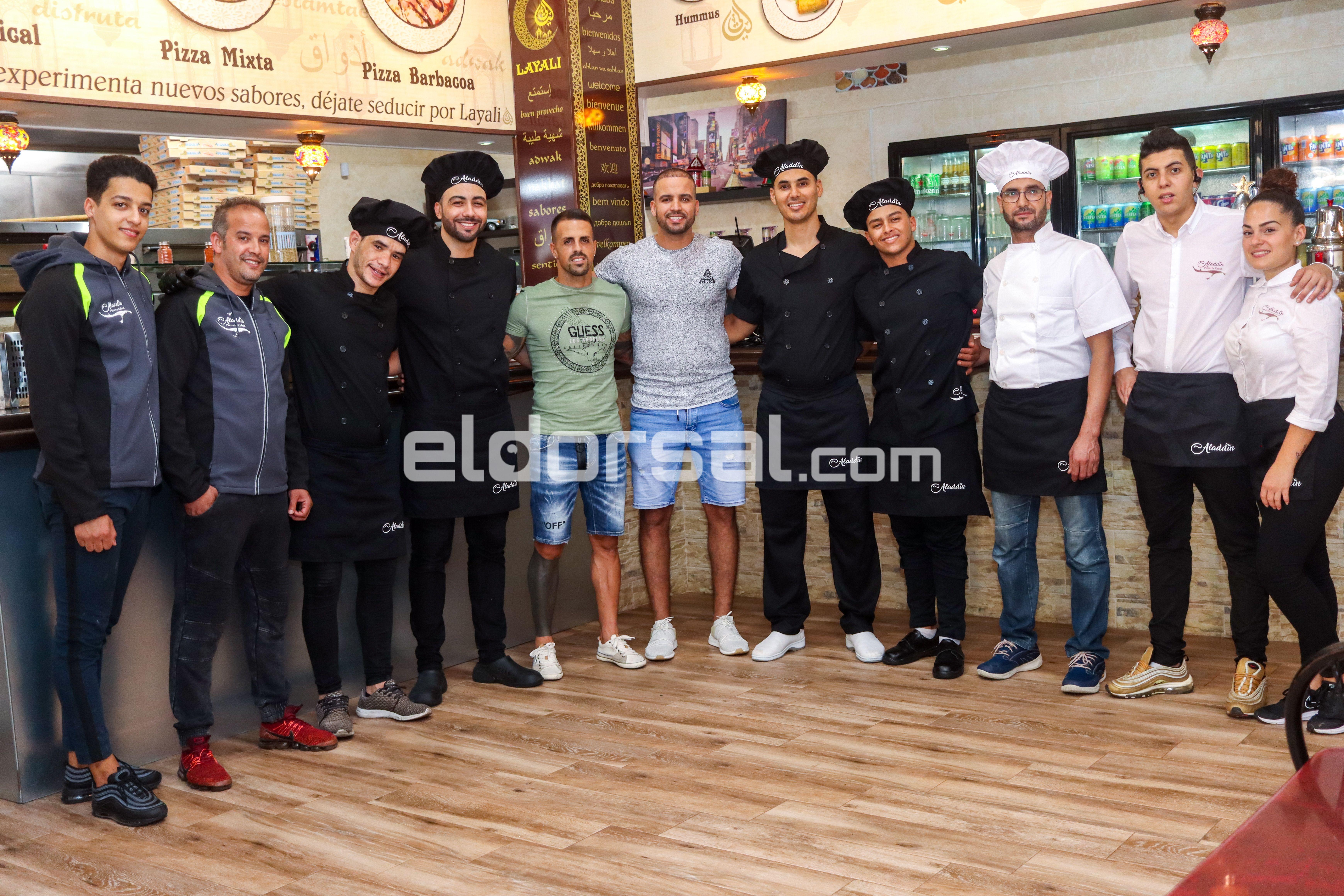 Vitolo Pizzeria Kebab Aladdin