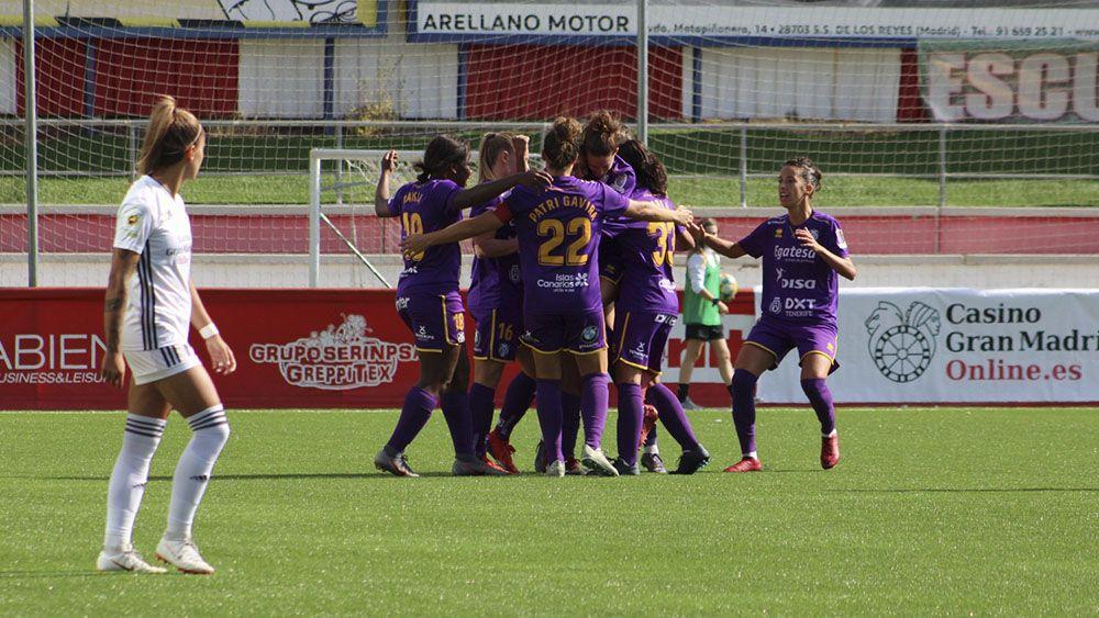 Victoria UDG Tenerife Madrid CFF