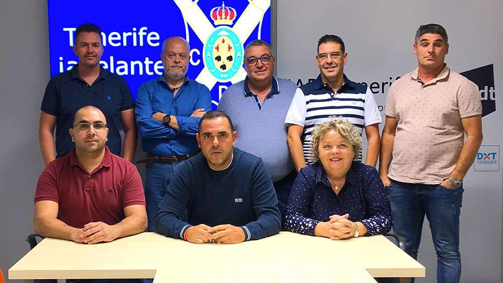 Peñas CD Tenerife