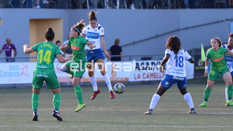 UDG Tenerife Real Sociedad
