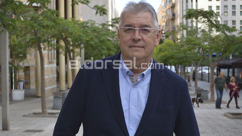 Julio Luis Pérez UDG Tenerife