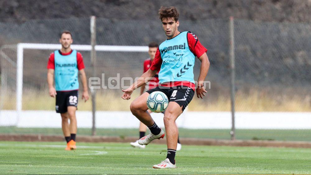 Iker Undabarrena CD Tenerife El Mundialito