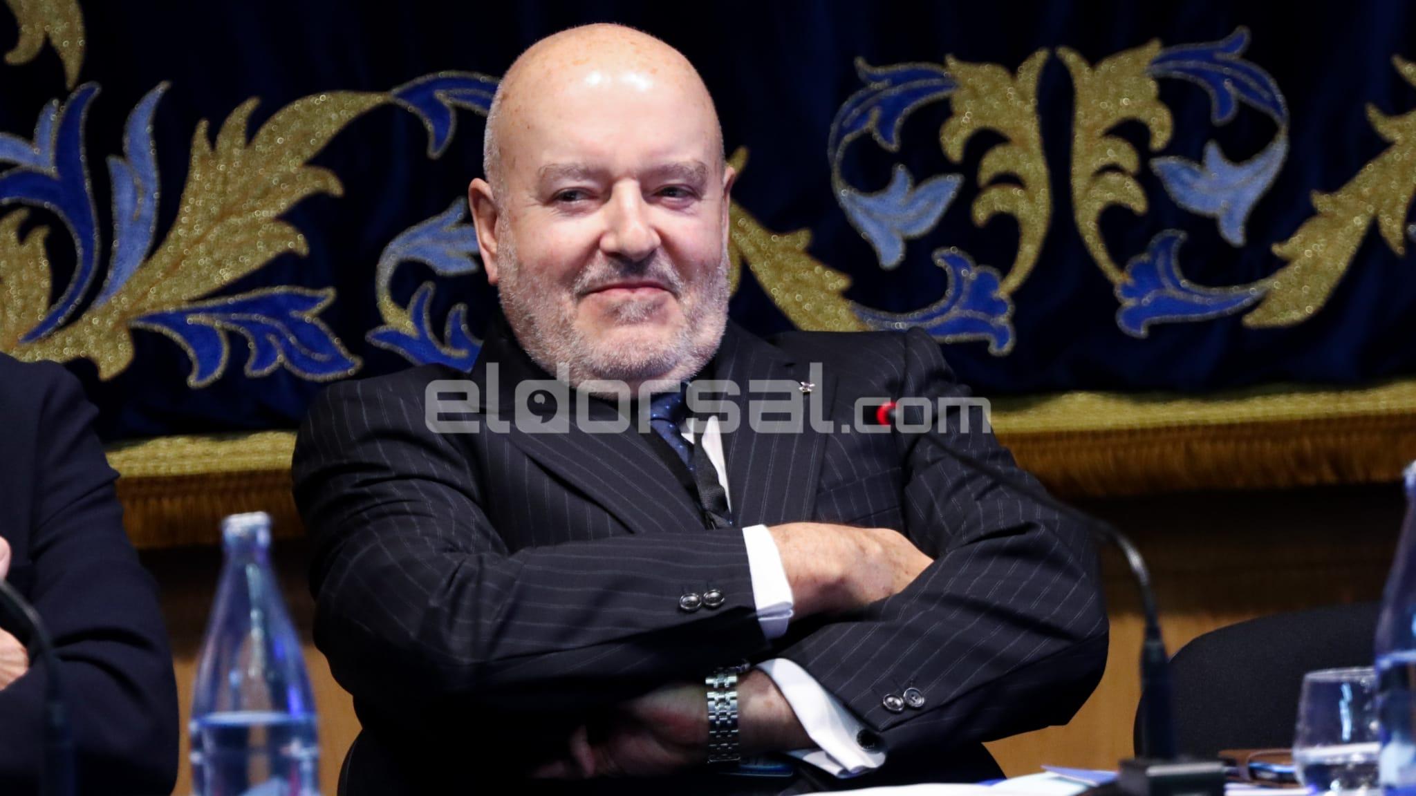 Miguel Concepción Junta de Accionistas CD Tenerife