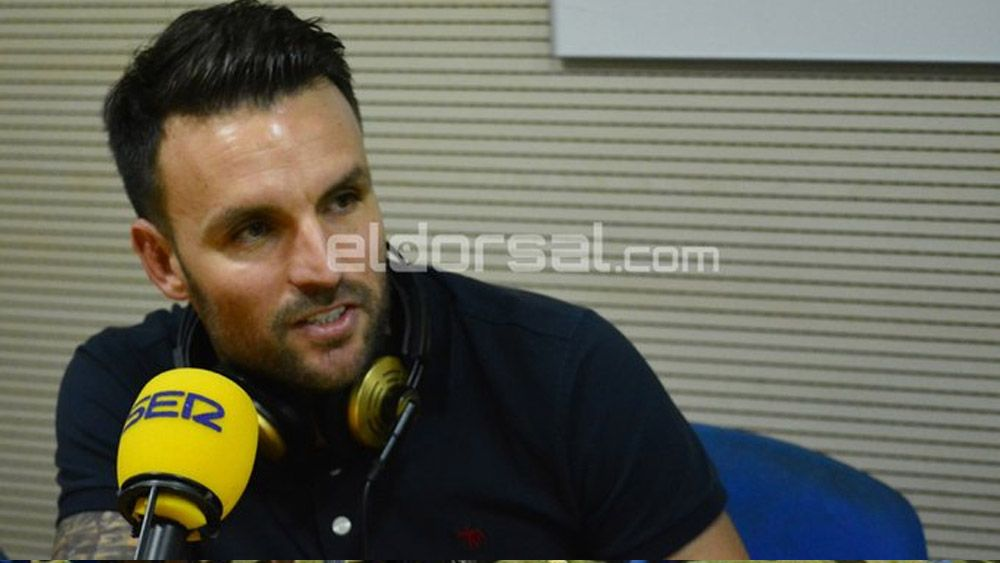 Ayoze Garcia Radio Club Tenerife SER