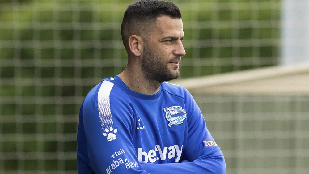 Edgar méndez Deportivo Alavés