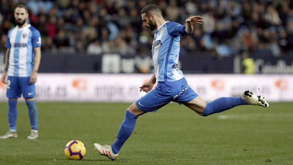 David Lombán Málaga CF