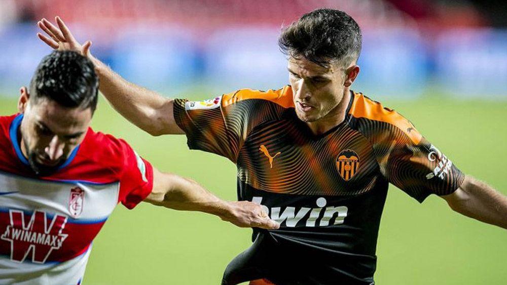Adrián Guerrero Valencia Mestalla CD Tenerife