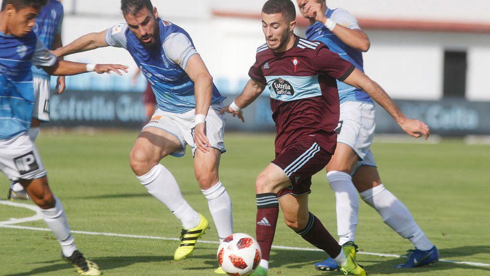 Jacobo RC Celta Vigo B