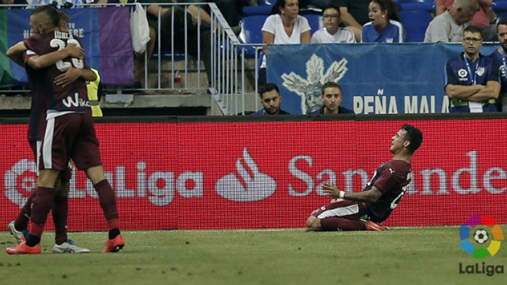 El tinerfeño Nano debuta en Primera División con gol
