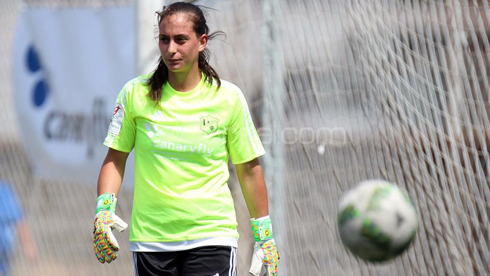Pili González regresa a la UDG Tenerife