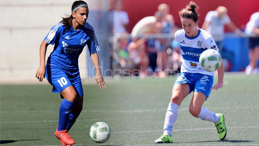 El primer derbi tinerfeño de la Primera División Femenina, en abierto
