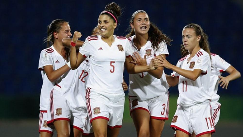 Natalia y Noelia Ramos llevan a España a semifinales del Mundial Sub-17
