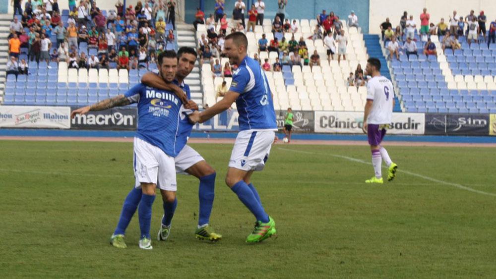 El gol 'a lo Messi' de Santi Luque