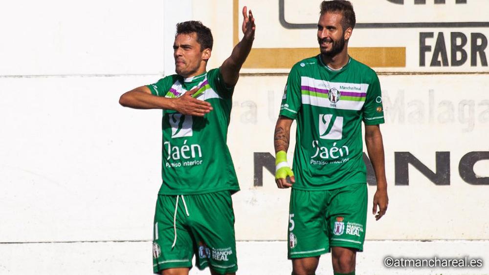 Otro doblete de Airam Benito da oxígeno al Atlético Mancha Real