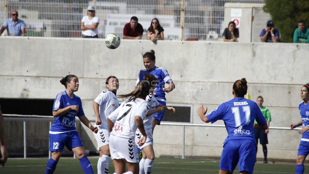 """Tamara Zurita: """"No hemos ganado al Fundación Albacete, pero ahora somos mejor equipo"""""""
