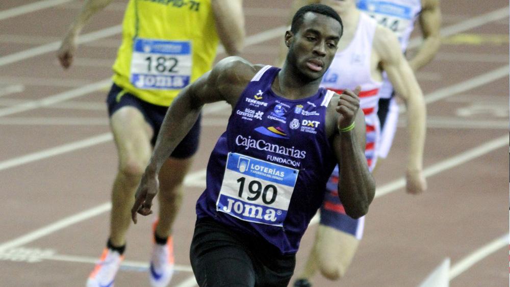 Darwin Echeverry representará al Tenerife CajaCanarias en el Mundial de Londres