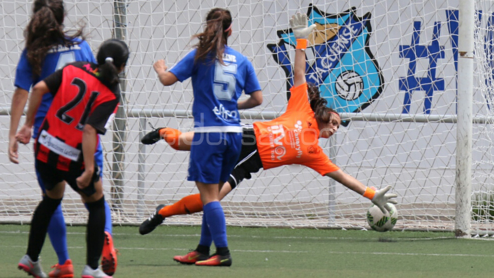 La UD Tacuense dice adiós a la Liga Iberdrola con derrota ante el Sporting de Huelva