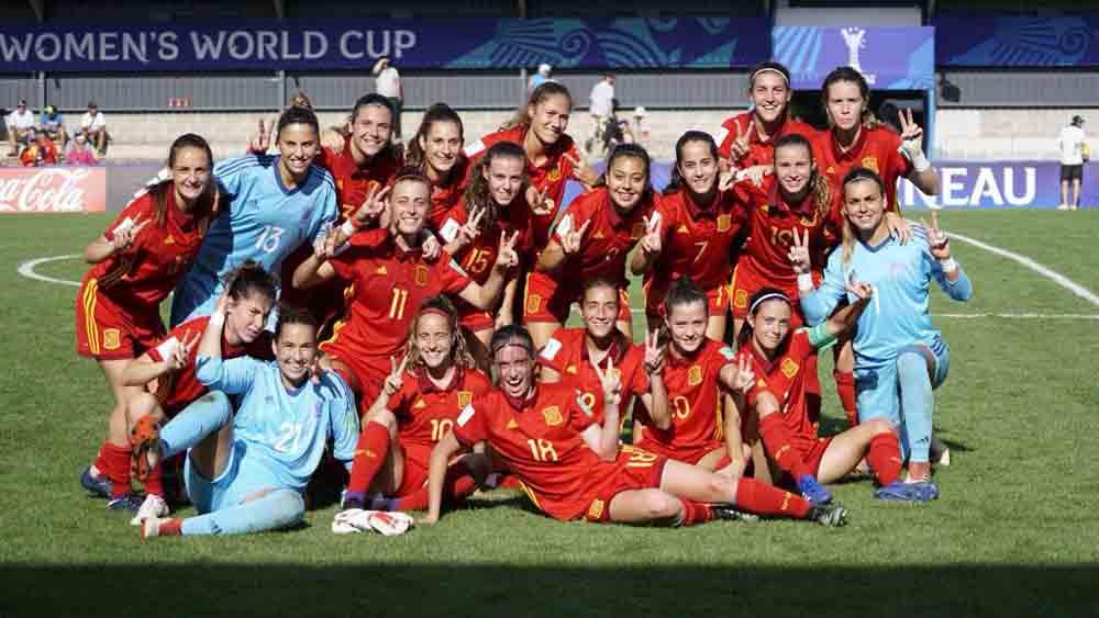 La ex de la UDG Tenerife Noelia Ramos arranca el Mundial sub-20 con victoria