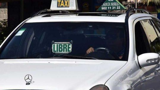 tarifas de taxi
