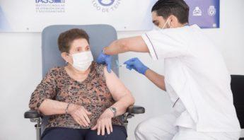 segunda vacuna