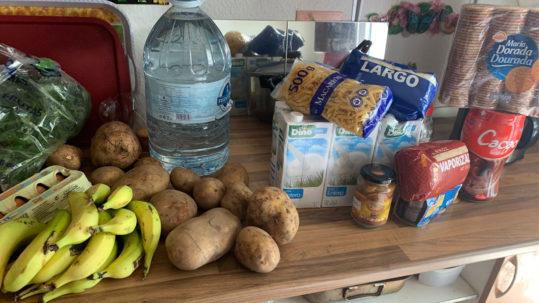 solidaridad canaria nadie sin comida