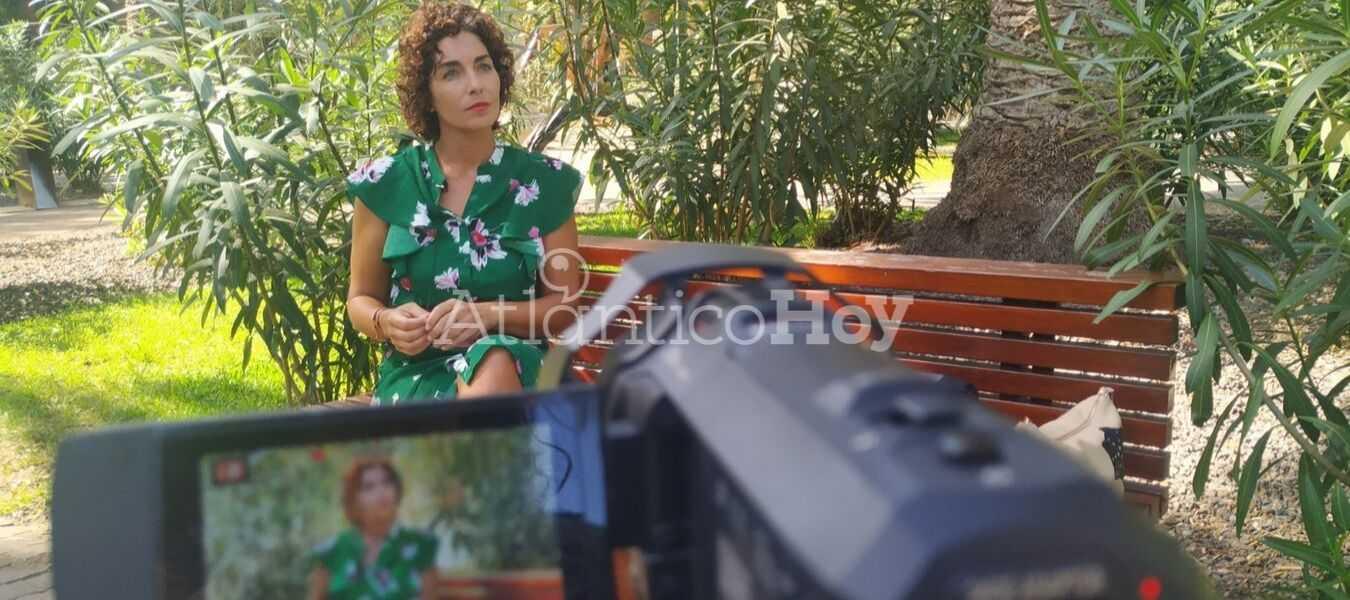 Jésica Cámara Fundación Canarias Recicla