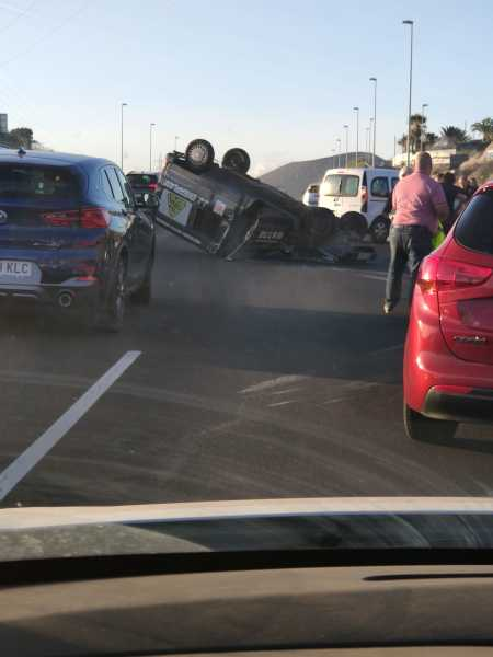 accidente tf1