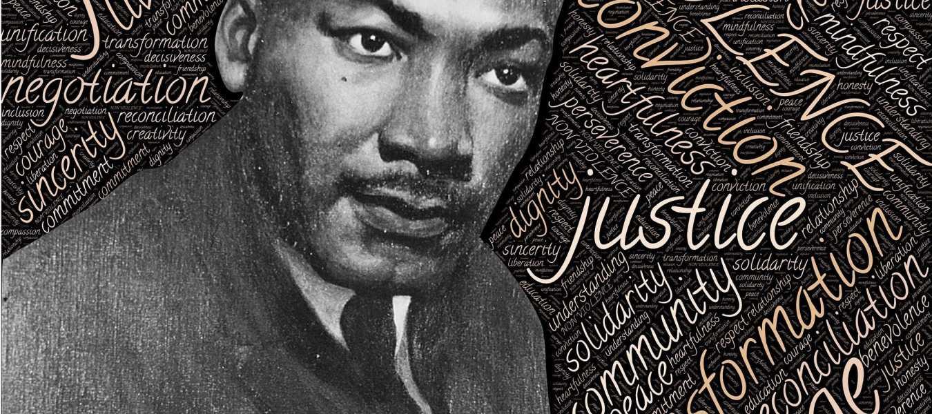 Luther King, una figura a imitar.