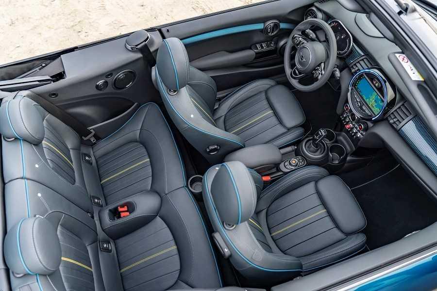 interior mini cabrio
