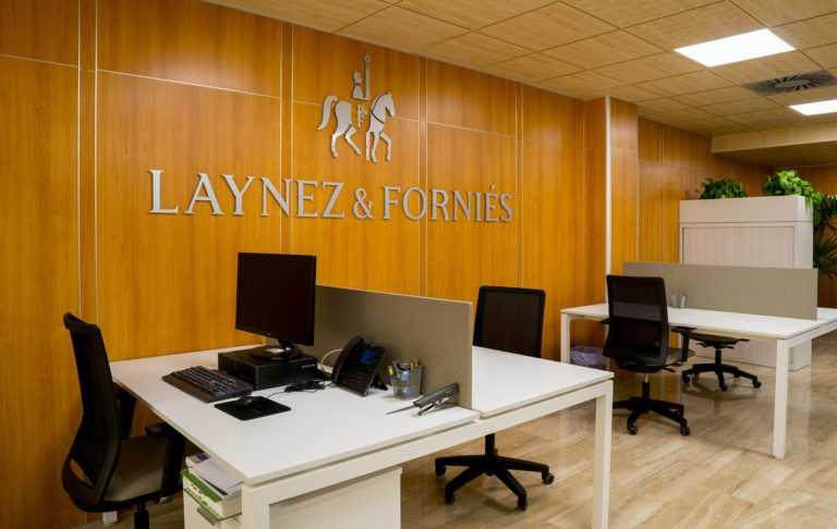 Instalaciones de Laynez y Forniés/ Imagen: Edu Gorostiza.